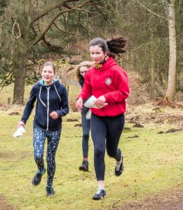 Tay LP/Tayside Orienteers event Jan 2018, George Logan