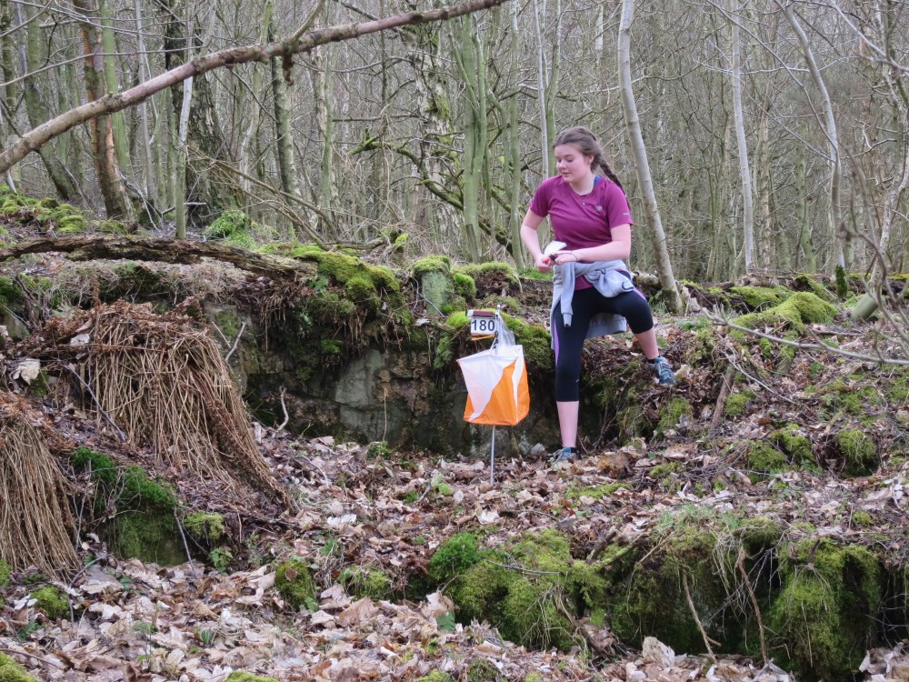 Moncreiffe Hill Easter 2016
